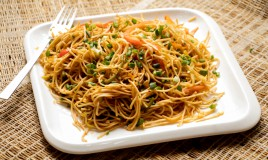 spaghetti veggie