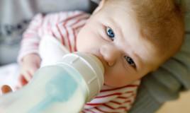 latte del bambino