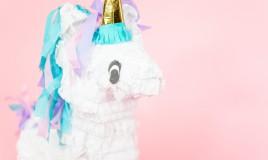 pinata unicorno