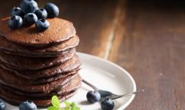pancake, cioccolato, ricetta