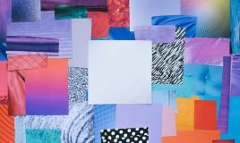 farfalle di carta, riciclo creativo carta