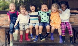 amicizia bambini