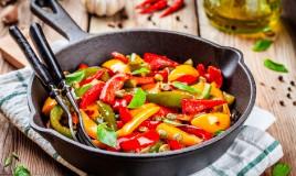 peperonata ricetta digeribile