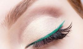 eyeliner colorato consigli