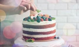 sognare, preparare una torta, significato sogno