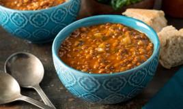 zulla di lenticchie, ricetta estiva, come si prepara