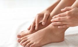 massaggio ai piedi, come farlo, prodotti