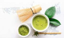 tè verde matcha, come si prepara, video