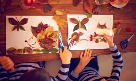 lavoretti autunno bambini