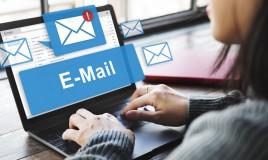 Mandare e-mail