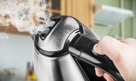pulire bollitore elettrico
