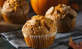 muffin alla zucca, ricetta, senza burro