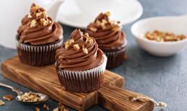cupcake al cioccolato, ricetta originale, come prepararli