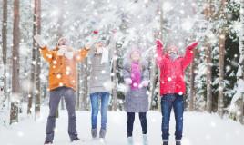 cosa fare quando nevica, cose da fare quando nevica, cose da fare con la neve