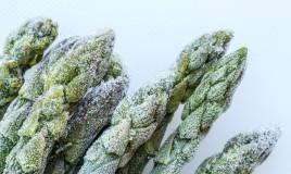 asparagi surgelati, come cucinarli, cottura