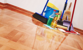 lista pulizie serali