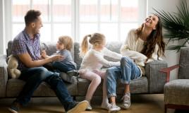 famiglia felice consigli