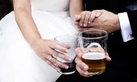 Birra al matrimonio