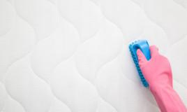 come lavare materasso, come pulire materasso