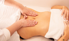 Massaggio linfatico