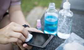 pulire smartphone consigli
