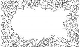 disegni da colorare festa mamma, disegni festa mamma