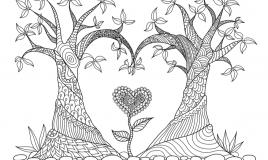 disegni antistress adulti