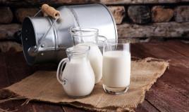 Congelare il latte