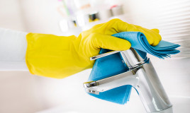 come pulire bagno velocemente, pulire bagno