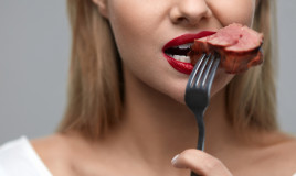 eliminare la carne