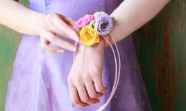 braccialetti fiori veri come fare, bracciali fiori veri, bracciali fiori freschi