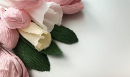 fiori magnolia carta