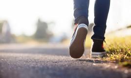 camminare rimettersi in forma