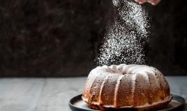 zucchero a velo, come farlo in casa, ricetta
