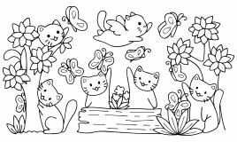 disegni cute da colorare, disegni da colorare, disegni cute