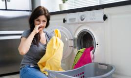 come lavare lavatrice che puzza, come pulire lavatrice che puzza