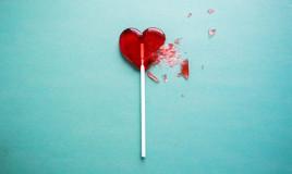 aforismi, amore finito, cuore spezzato