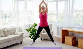 scheda allenamento gambe glutei