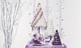 torte matrimonio natalizie, torte matrimonio natale, torte nuziali natalizie
