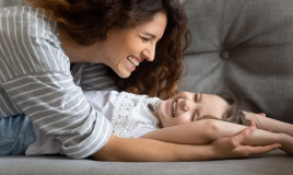 affetto della mamma