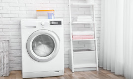 lavare, tende, lavatrice
