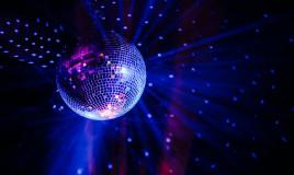 palla discoteca fai da te, come fare palla discoteca, strobosfera fai da te