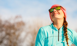 benefici camminata freddo, benefici camminata