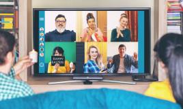 Pasqua in casa: 7 cose da fare in videochiamata