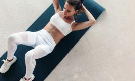 esercizi brucia grassi, fitness, sport casalingo