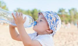 Acqua per bambini