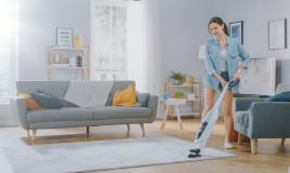 Aspirapolvere sui tappeti