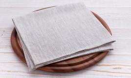 stampare foglie su tovaglioli