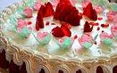 torta compleanno figlio festa festeggiato candeline regalo bambino amici palloncini