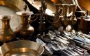 argento rame ottone cura verderame aloni